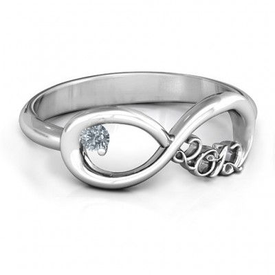 2012 Infinity Ring - Custom Jewellery By All Uniqueness