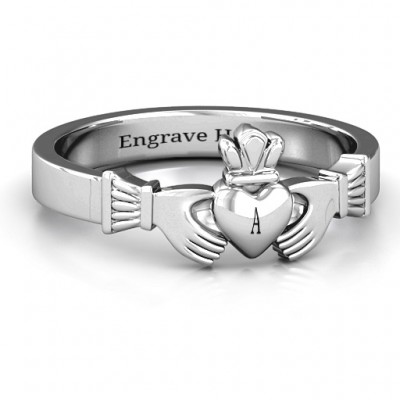 Classic Claddagh Ring - Custom Jewellery By All Uniqueness