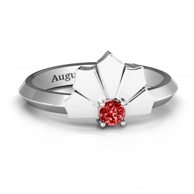 Lotus Of Love Ring - Custom Jewellery By All Uniqueness