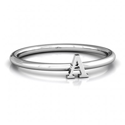 Stackr A-Z Ring - Custom Jewellery By All Uniqueness