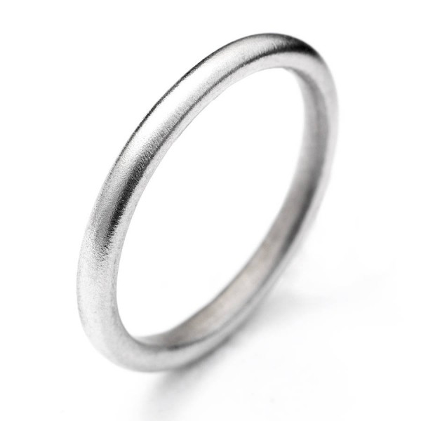 White Gold Halo Ring - Custom Jewellery By All Uniqueness