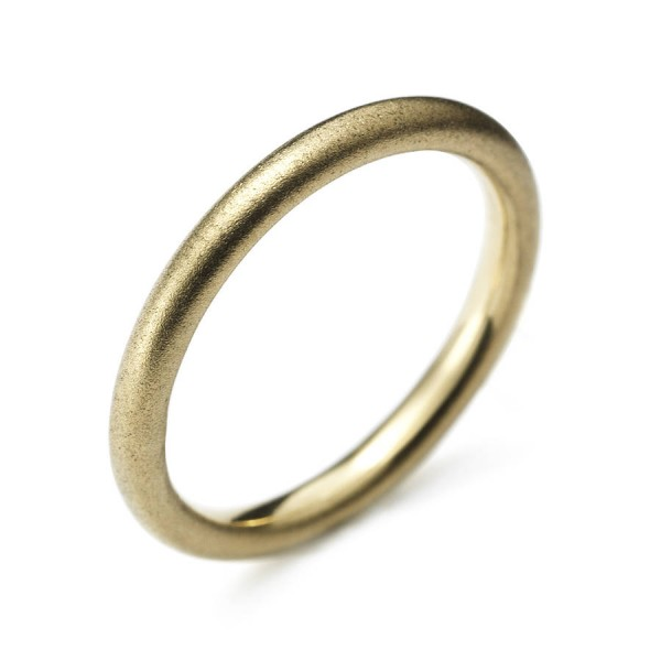 Yellow Gold Halo Ring - Custom Jewellery By All Uniqueness