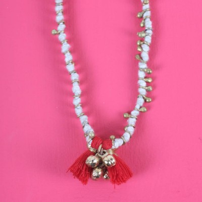 Maya Bead Necklace - Custom Jewellery By All Uniqueness