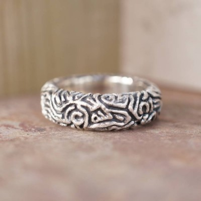 Reef Ring - Custom Jewellery By All Uniqueness