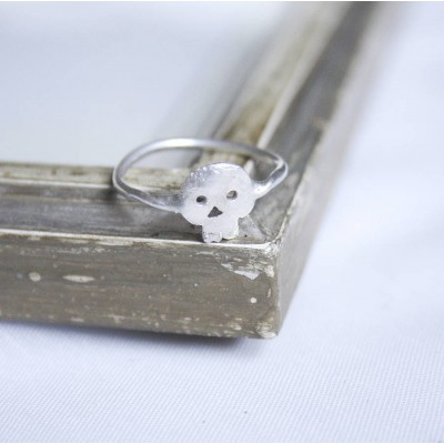 Skull Ring - Custom Jewellery By All Uniqueness